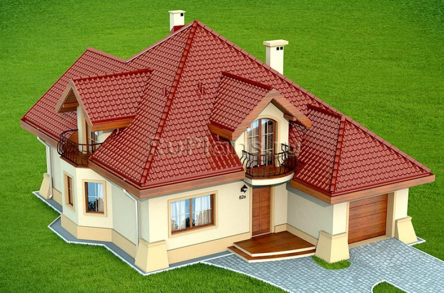 Готовые Планы Домов