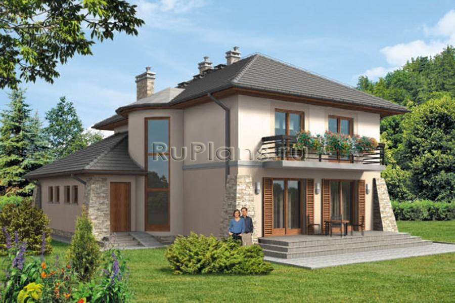 Дизайн дома под ключ