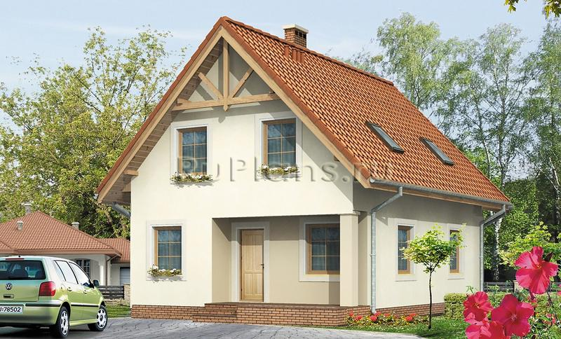 Проекты домов чертежи и фото 9 на 10