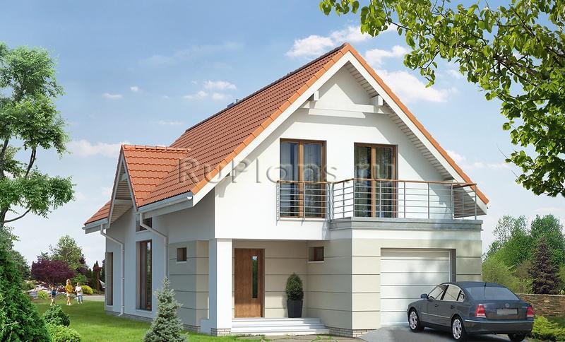 когда проекты одноэтажных домов со встроенным гаражом реорганизации