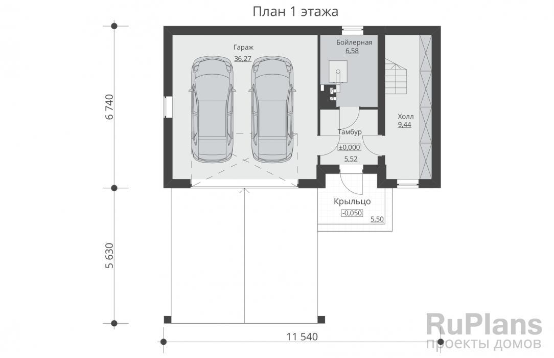 Купить готовый проект гаража нужно ли брать разрешение на строительство гаража