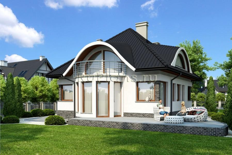 Проекты домов коттеджей дач