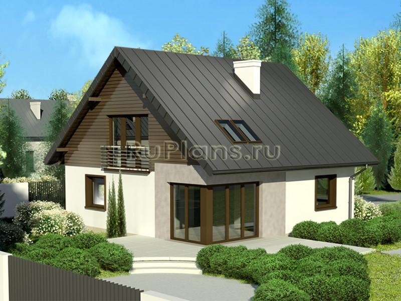 Дом проекты 7 на 7