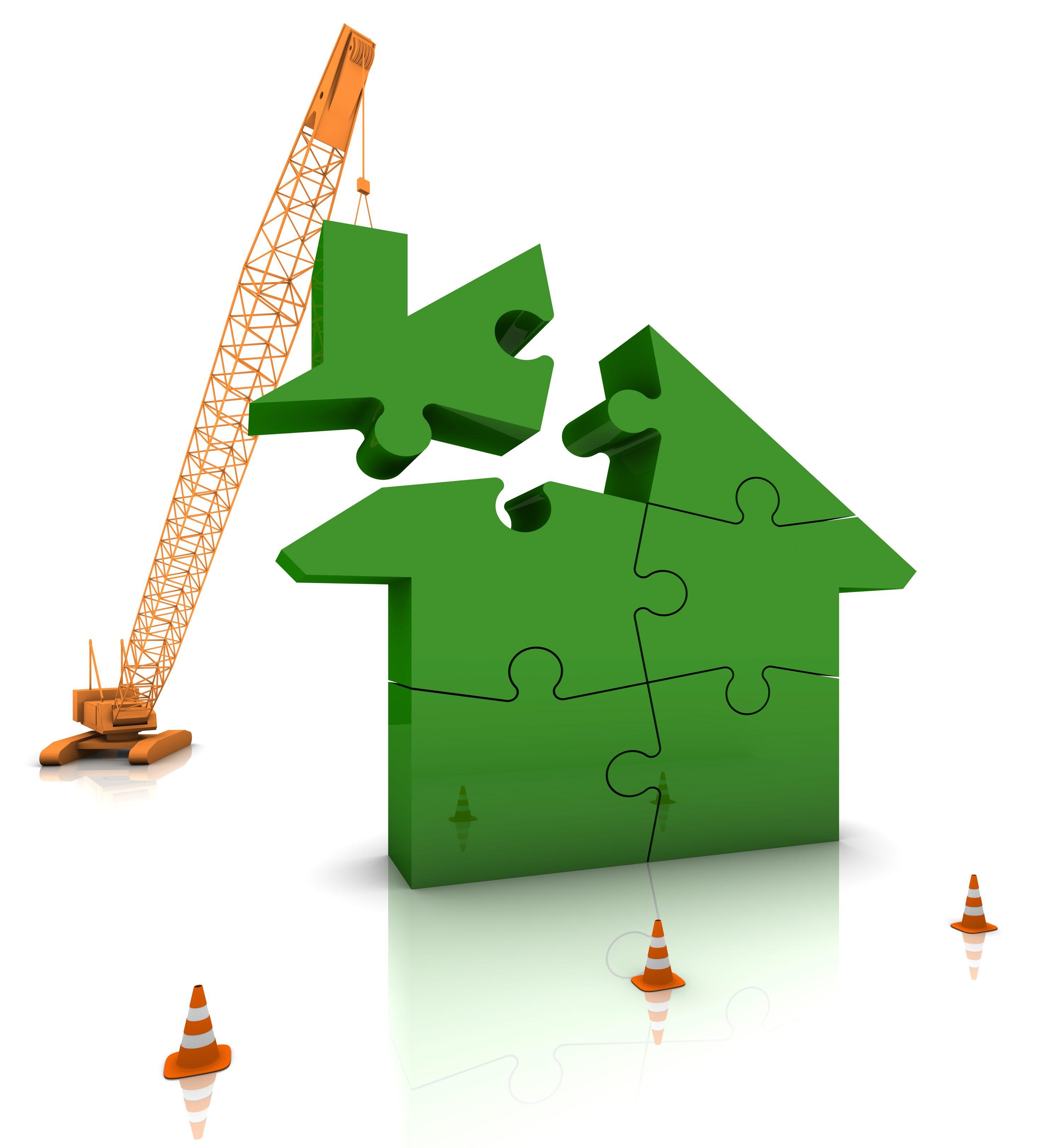 Строительство дома, коттеджа, дачи