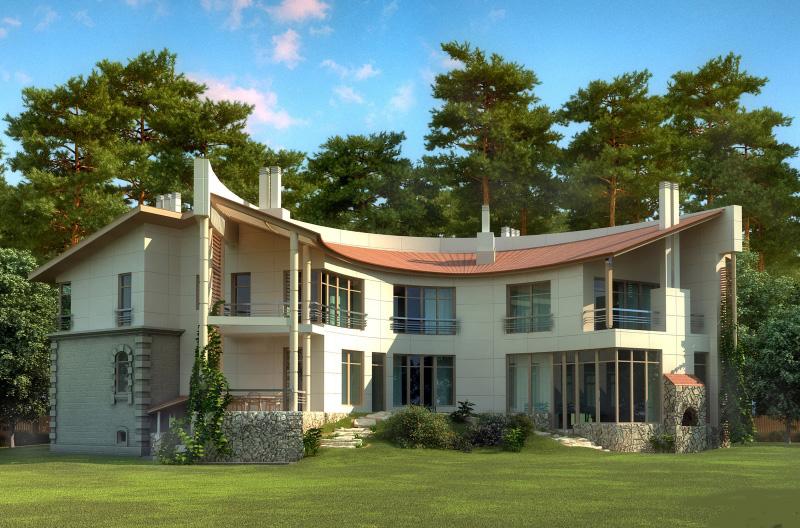 Оптимальные проекты домов и коттеджей