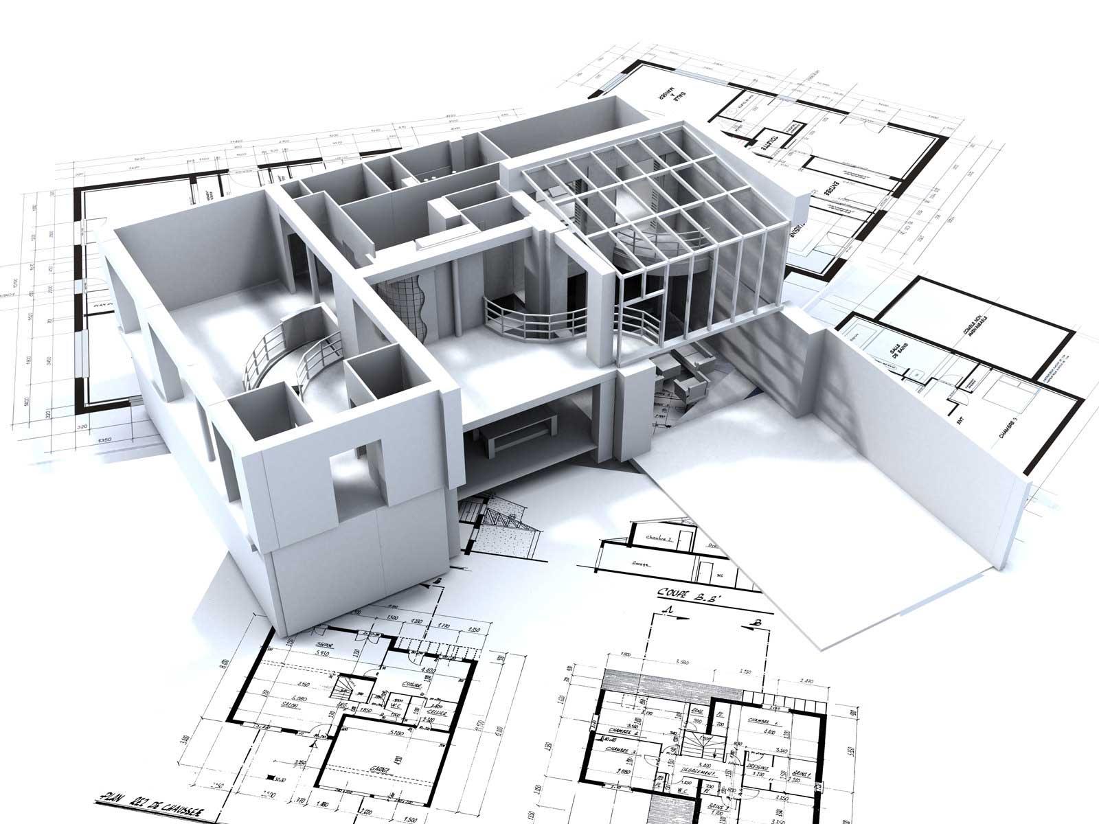 Домовой проект - проект на строительство дома