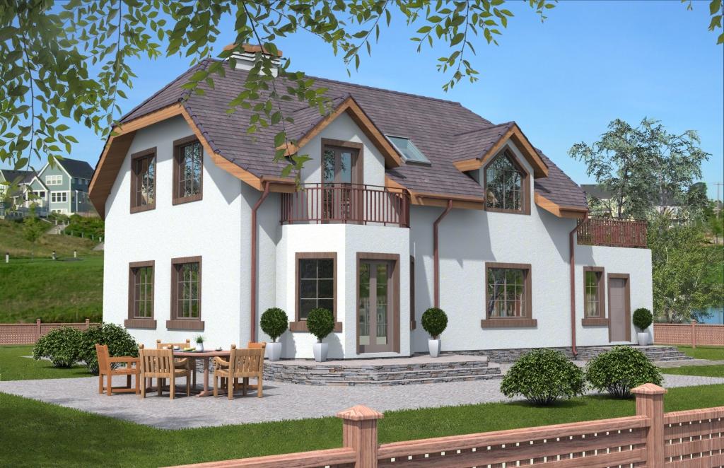Как выбрать проект дома?