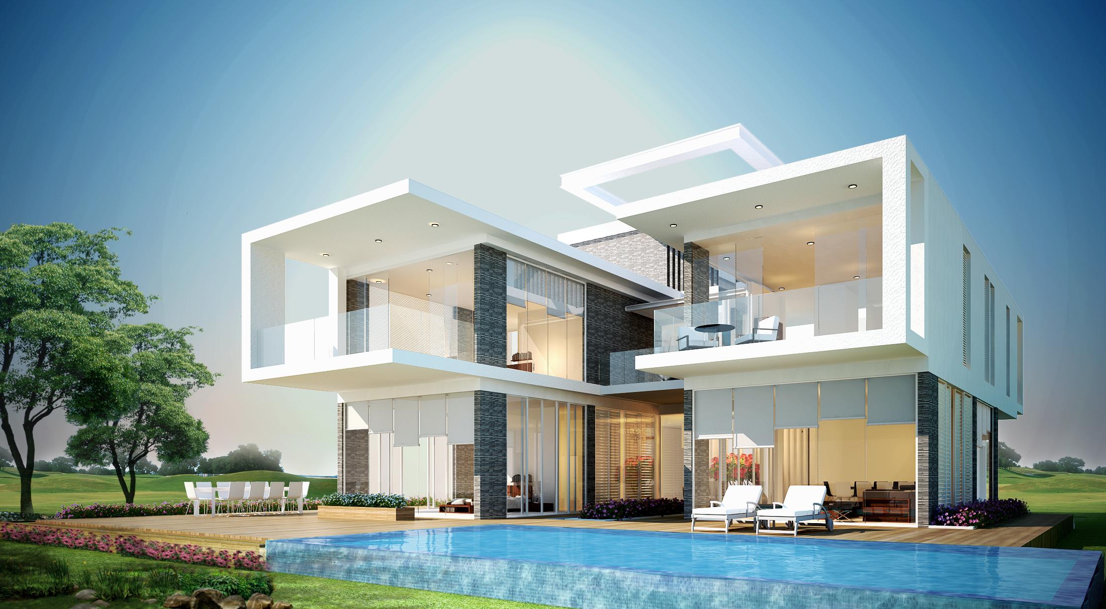 Проектирование домов и коттеджей - современные тенденции