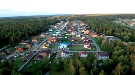 Коттеджные поселки Алтайского края