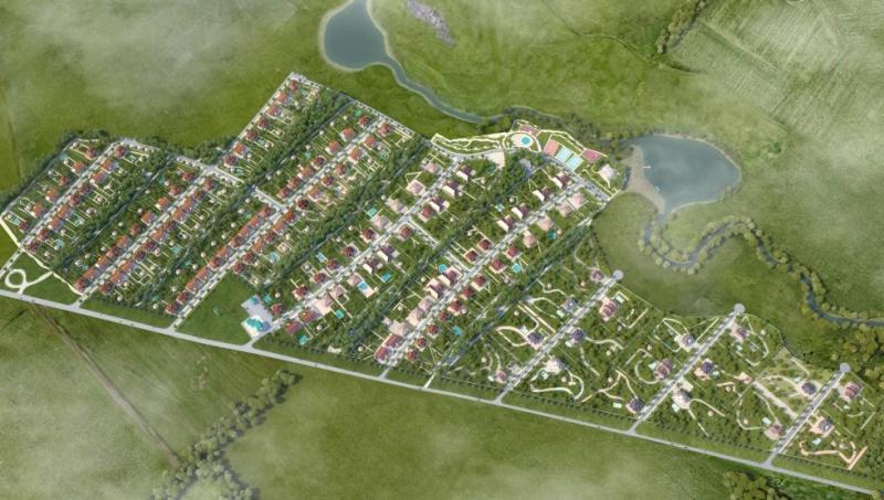 Коттеджные поселки Оренбургской области