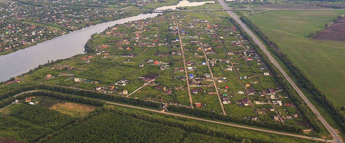 Коттеджные поселки Самарской области