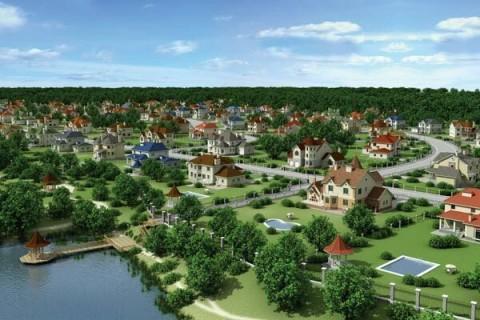 Коттеджные поселки Саратовской области
