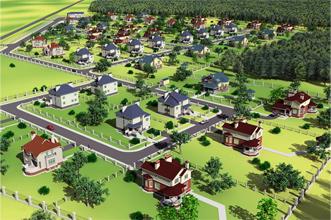 Коттеджные поселки Волгоградской области
