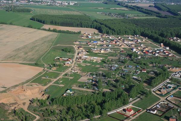 Коттеджные поселки Ярославль