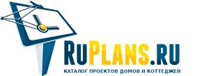 RuPlans - Проекты домов и коттеджей