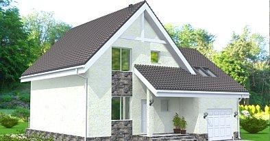 64f4db06eb25 Проекты домов и коттеджей от RuPlans   Купить типовой или Заказать ...